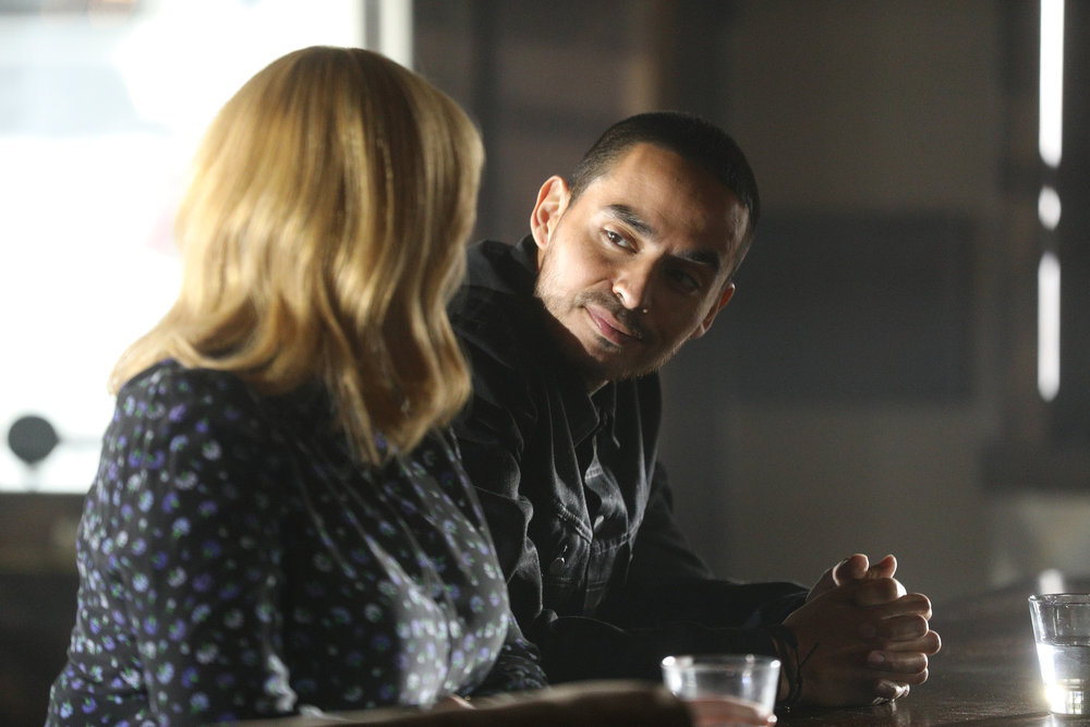 Good Girls Episode 209: Christina Hendricks as Beth Boland, Manny Montana as Rio