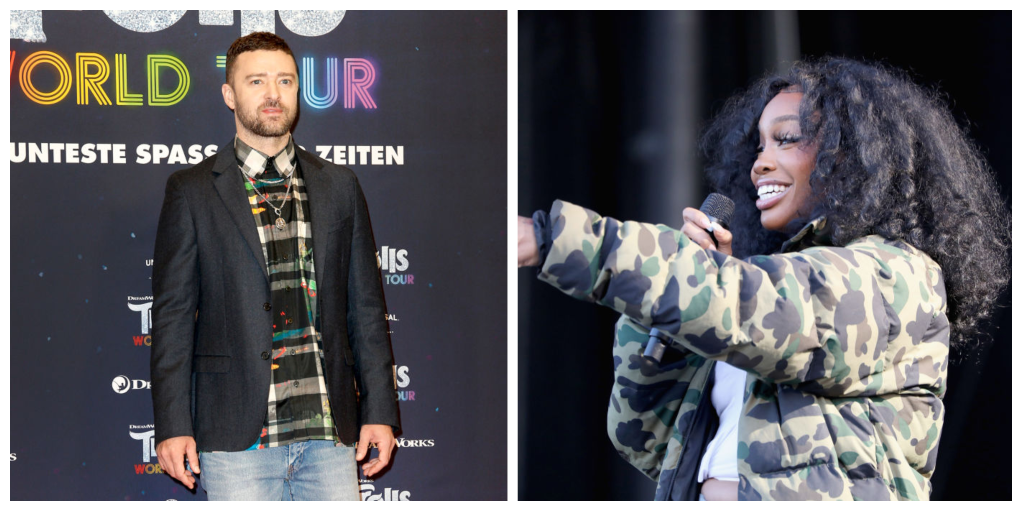 SZA & Justin Timberlake Release New Track