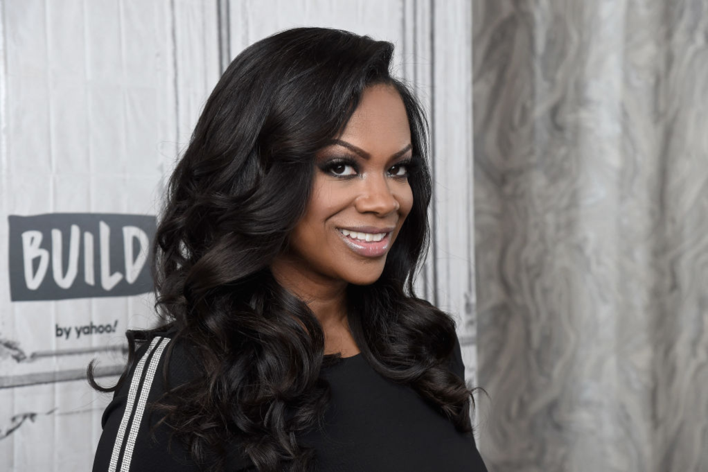 Kandi Burruss attends BUILD series