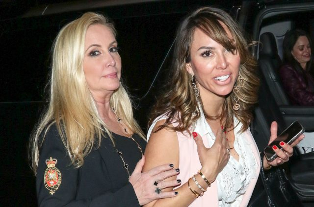 'RHOC': Kelly Dodd Throws Shade at Shannon Beador After Vicki Gunvalson, Tamra Judge Exit