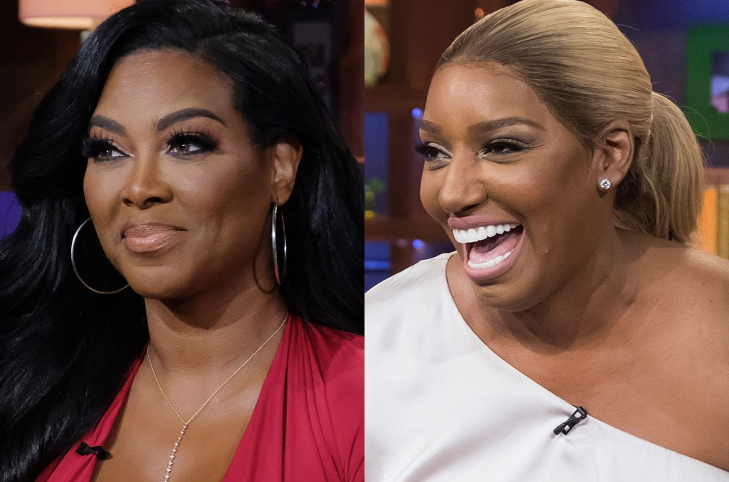 'RHOA': Nene Leakes Shades Kenya Moore by ...