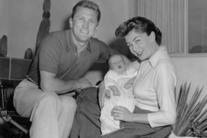 Why Kirk Douglas Didn't Give Any of His Money to His Son, Michael