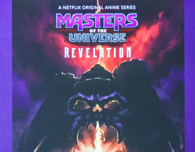 'Masters of the Universe' display at PowerCon