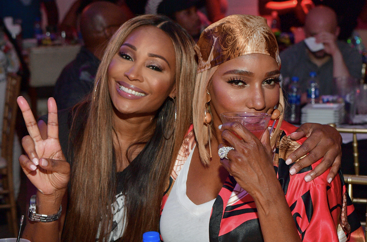 Cynthia Bailey and Nene Leakes