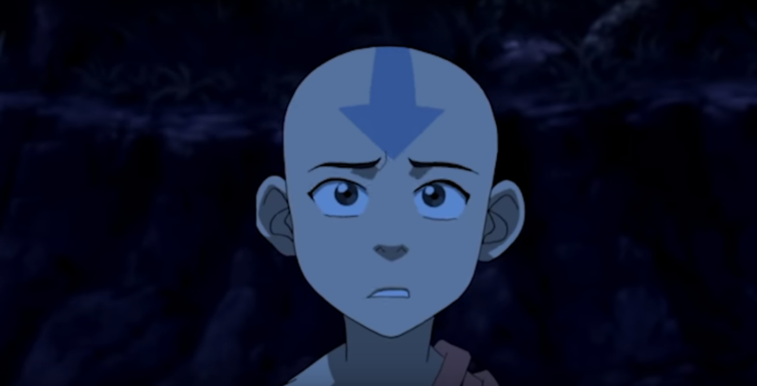 Scene from 'Avatar: The Last Airbender'