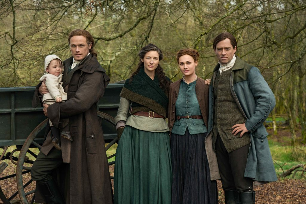 Outlander cast season 5