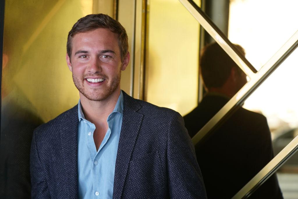 Peter Weber, Season 24's lead for 'The Bachelor.'