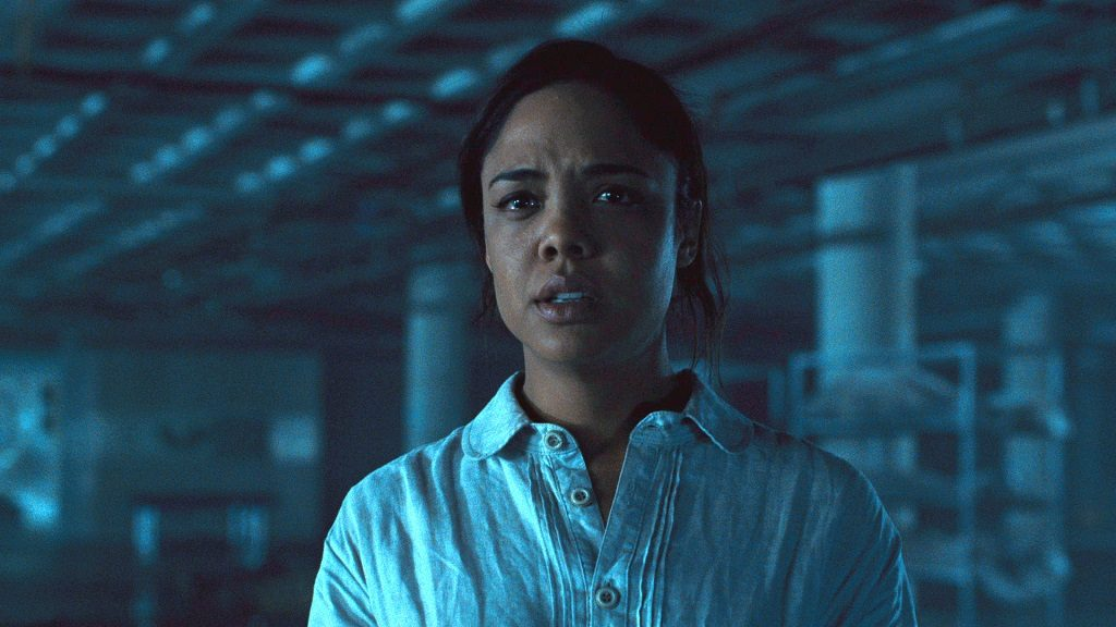 Tessa Thompson as Charlotte Hale in 'Westworld'