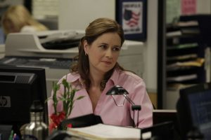 'The Office': The Heartbreaking Truth Behind Pam and Michael's Goodbye