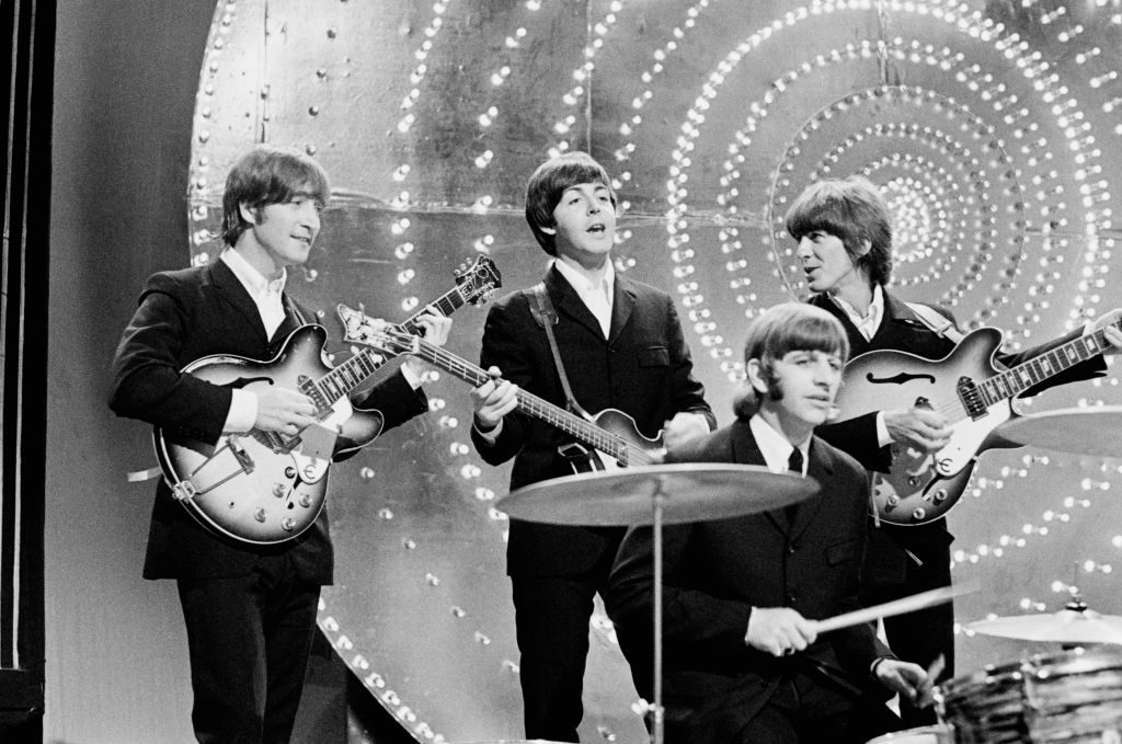 the beatles - best-selling top band of all time