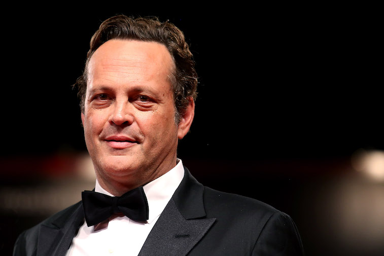 Vince Vaughn on the red carpet