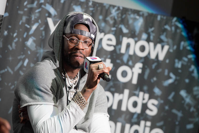 2 Chainz performs onstage