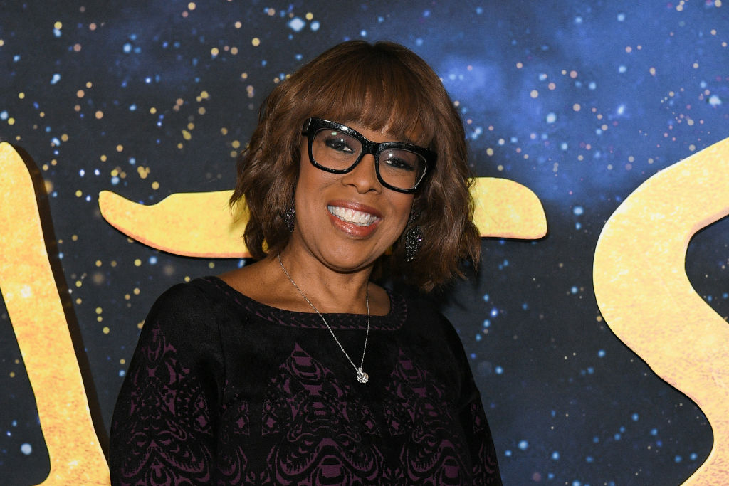 """""""CBS This Morning's"""" Gayle King attends the world premiere of """"Cats"""""""