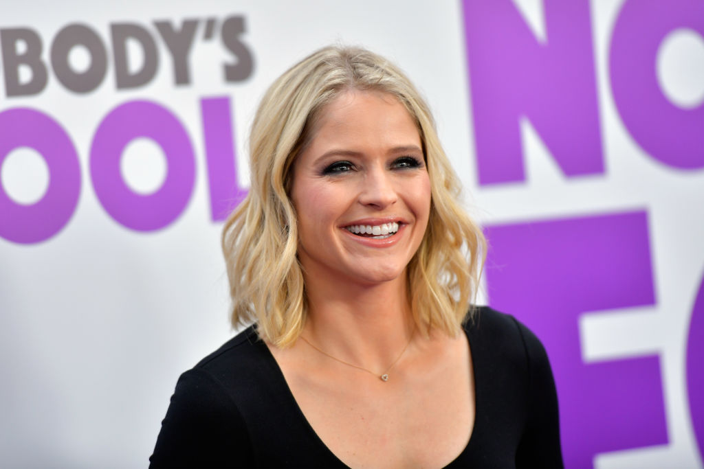 Sara Haines attends the world premiere of 'Nobody's Fool'