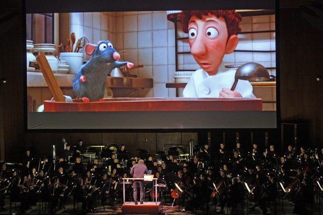 """""""Pixar in Concert"""" featuring 'Ratatouille' on May 1, 2014"""