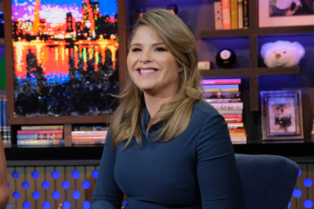 """""""Today Show's"""" Jenna Bush Hager on """"Watch What Happens Live"""""""