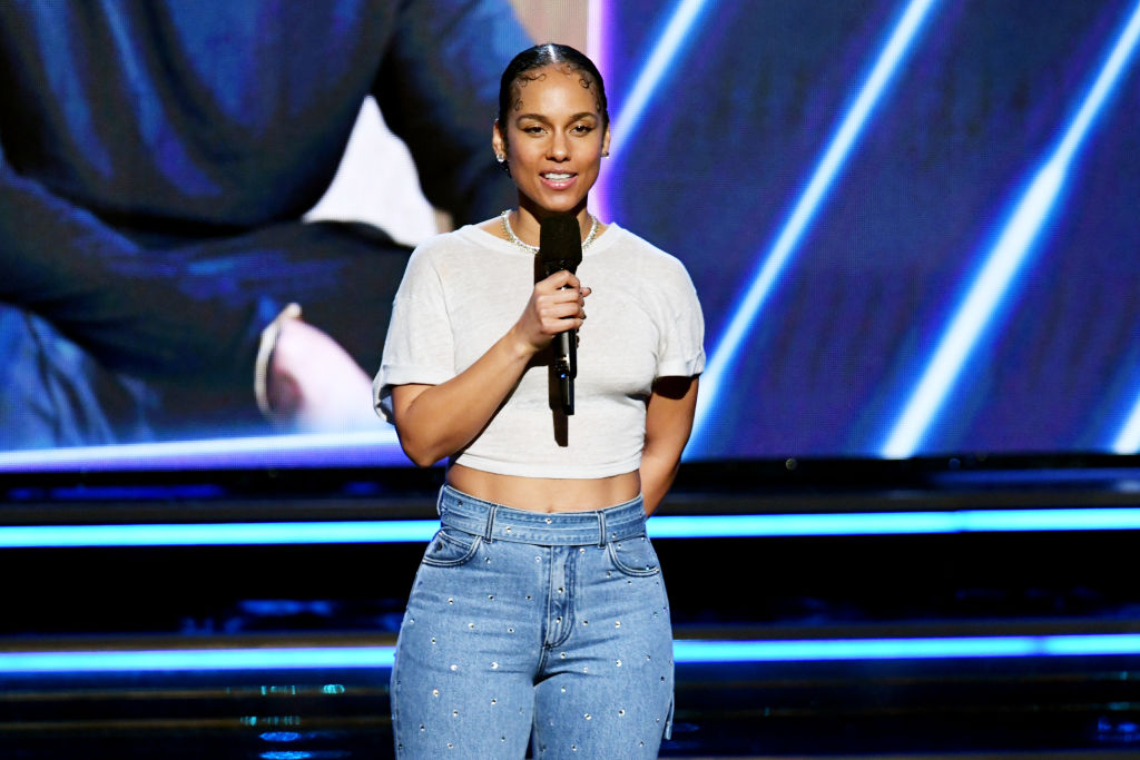 Alicia Keys |  Kevin Winter/Getty Images for The Recording Academy
