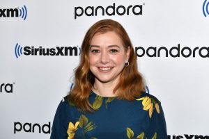 Alyson Hannigan Didn't Think She Would Get Her 'Buffy' Role