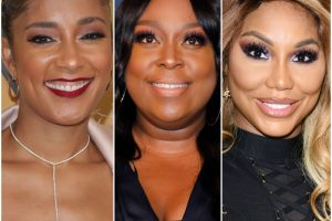 Amanda Seales Criticized for Her Reaction to Loni Love Crying On 'The Real' But Some Fans Say It's Karma