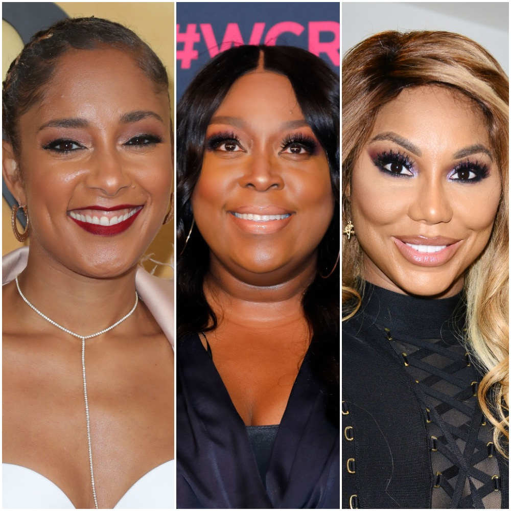 Amanda Seales, Loni Love, and Tamar Braxton
