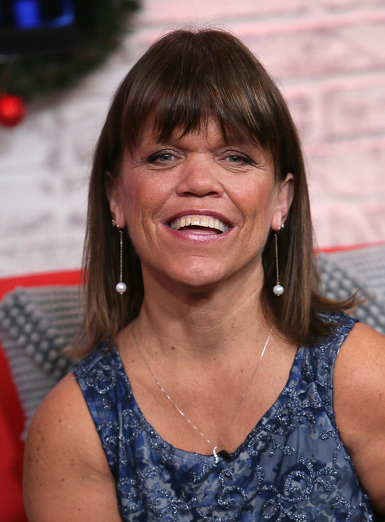 Amy Roloff visits Hollywood Today Live at W Hollywood
