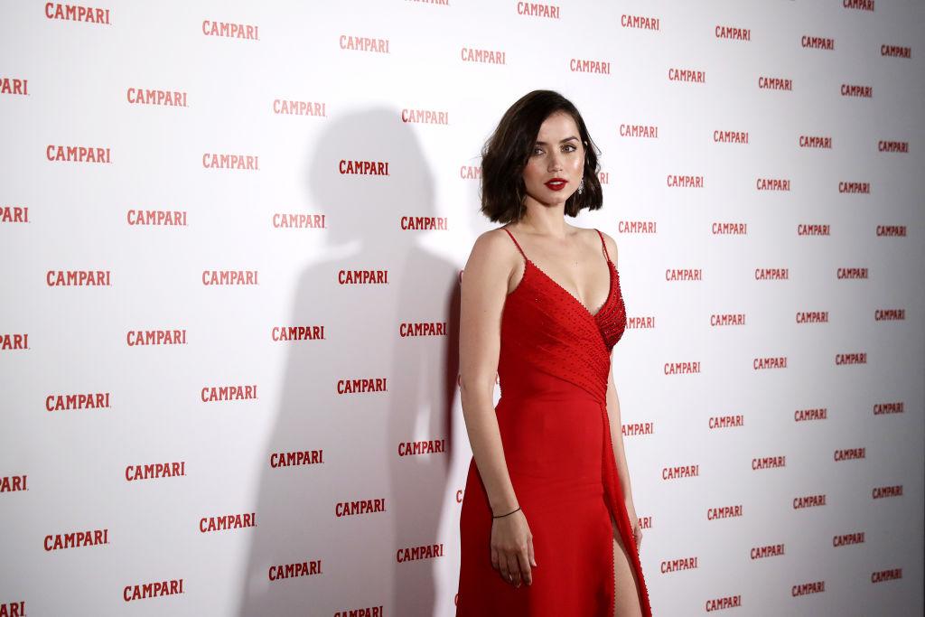 Ana de Armas   Vittorio Zunino Celotto/Getty Images for Campari