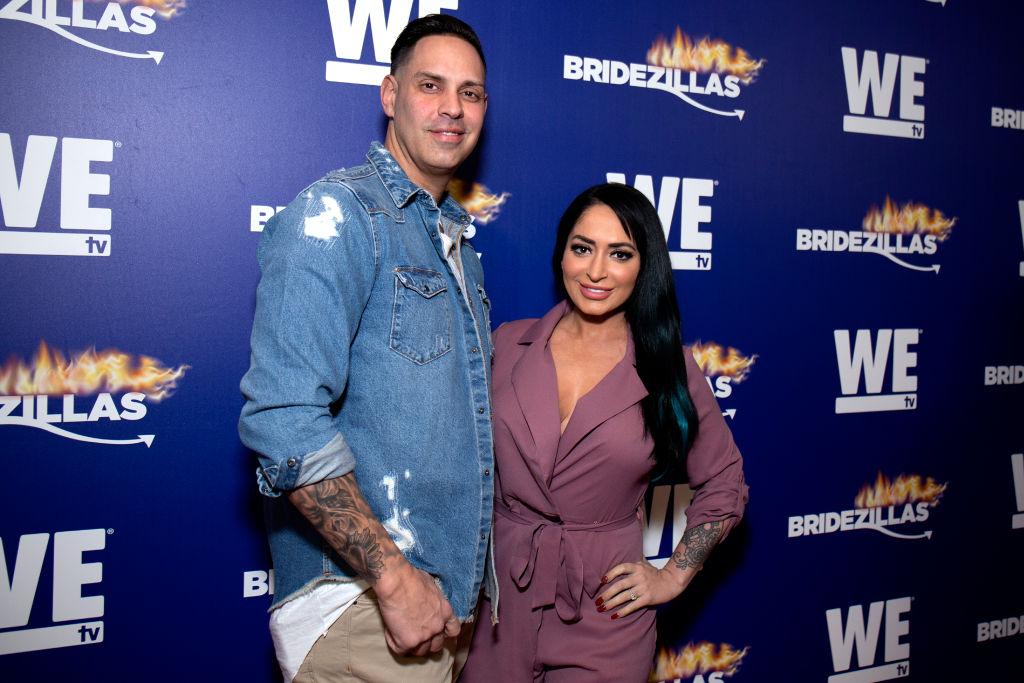 Angelina Pivarnick and Chris Larangeira