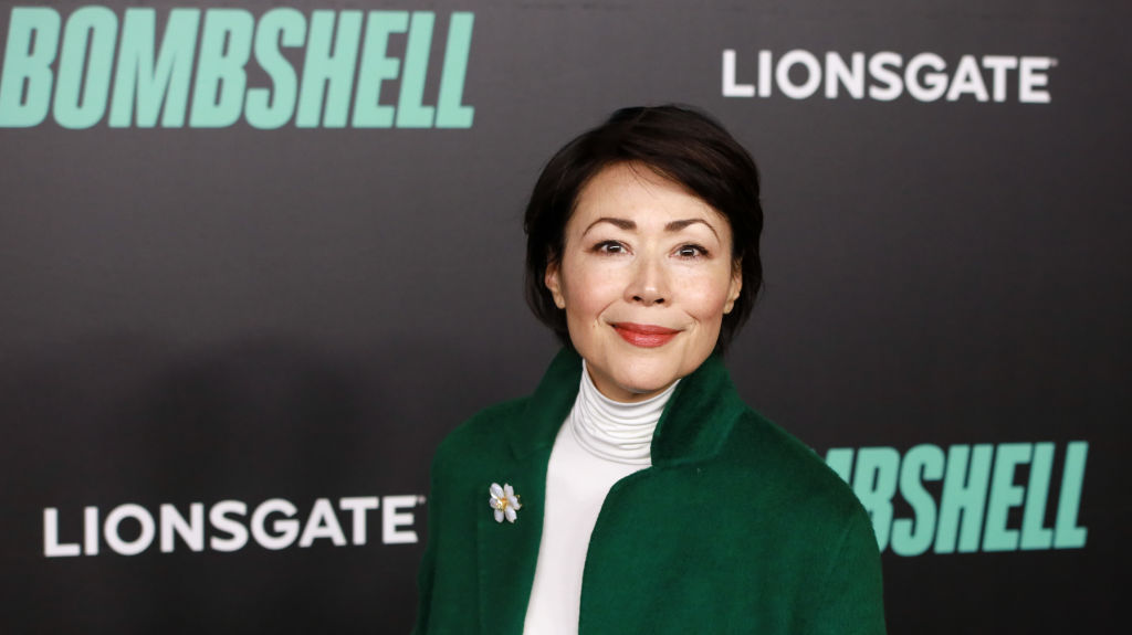 "Ann Curry attends ""Bombshell"" New York Screening"