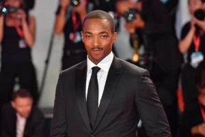 Playing a Superhero Was a Dream Anthony Mackie Had at the Start of His Career