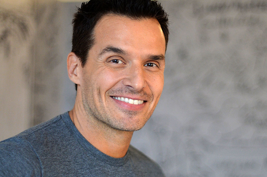 Antonio Sabato Jr. in 2016