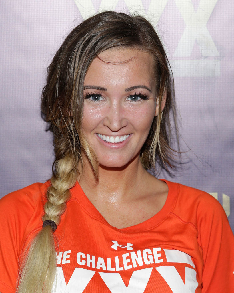 Ashley Mitchell attends 'The Challenge XXX': Ultimate Fan Experience