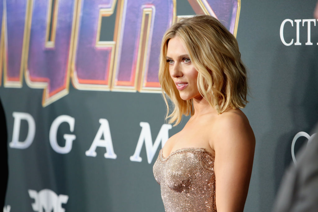 Avengers Endgame Scarlett Johansson Reveals Black Widow Almost Had A Much More Gruesome Death