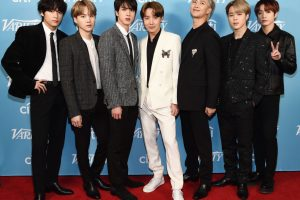 Watch: BTS React to the 'Black Swan' Music Video