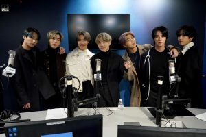 The Members of BTS Are Entertaining ARMY With Their Weverse Posts