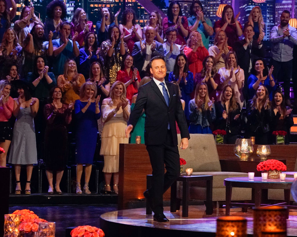'The Bachelor' Chris Harrison forcing situations