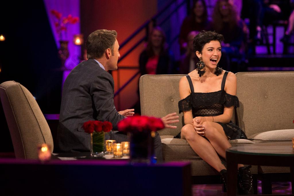 Bekah Martinez on The Bachelor