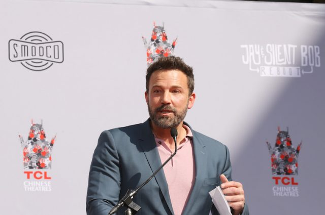 Ben Affleck Gets Real About Drinking, Relapse and Marital Problems