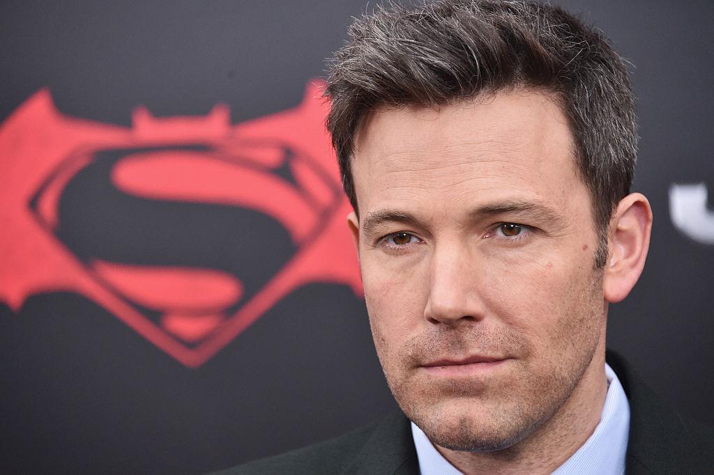 Ben Affleck Batman v. Superman DCEU