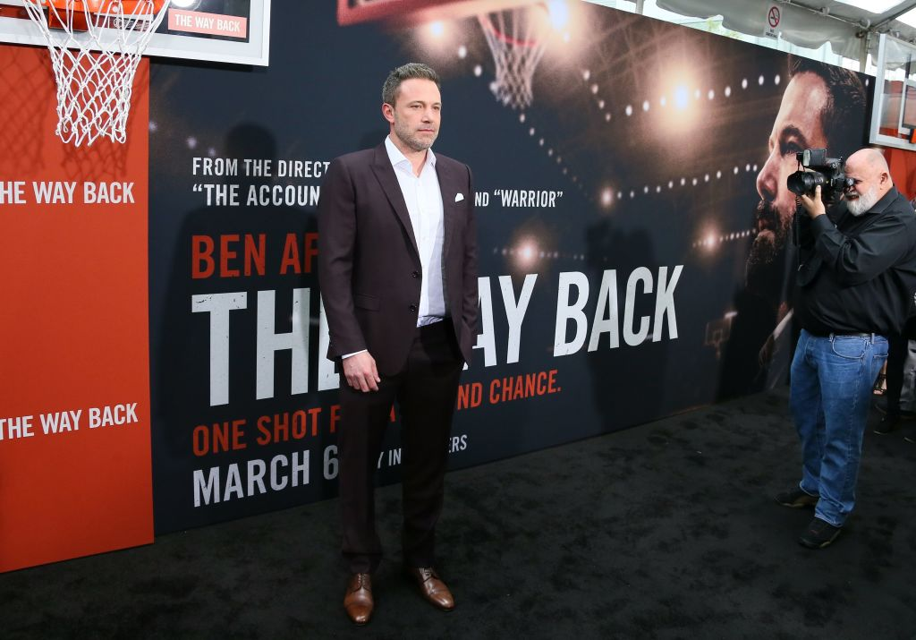 Ben Affleck: The Way Back