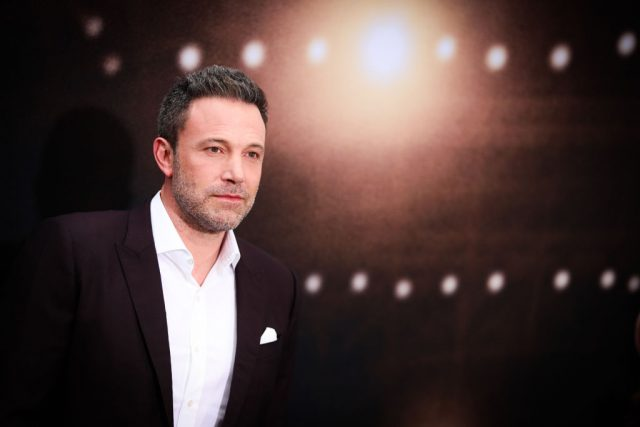 Ben Affleck attends the premiere of 'The Way Back' on March 1, 2020
