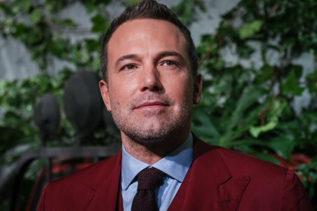 Ben Affleck attends the premiere of 'Triple Frontier' on March 6, 2019