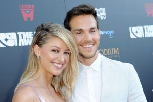 'Supergirl': Melissa Benoist's Hubby, Chris Wood, Hints Their Baby's Sex