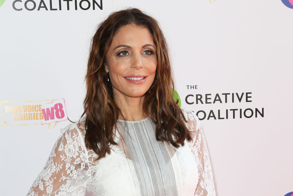 Bethenny Frankel attends the Creative Coalition's 2019 Television Humanitarian Awards Gala