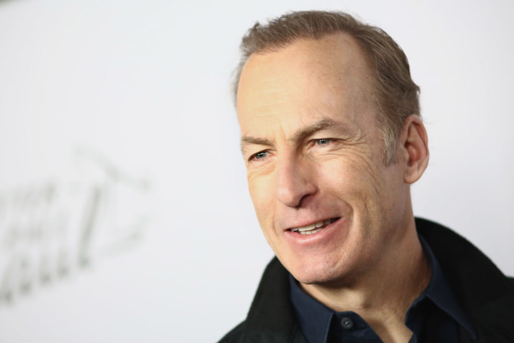 Bob Odenkirk doesn't get why Saul hits on Francesca