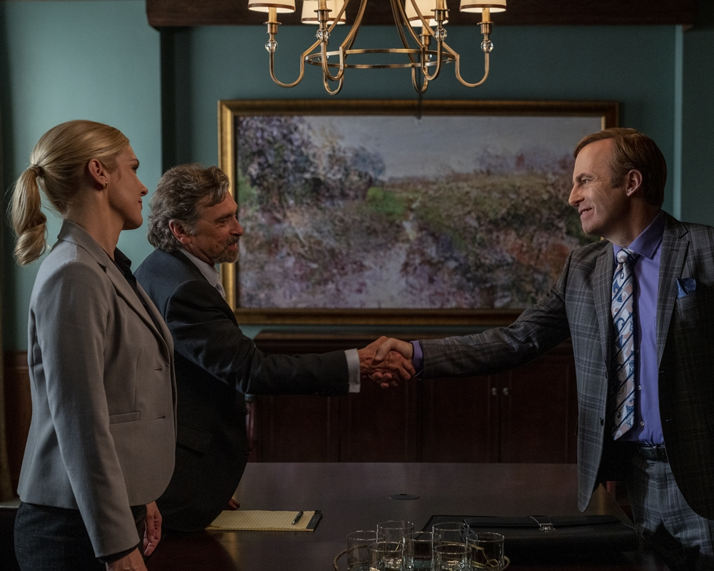 Better Call Saul: Kim and Jimmy