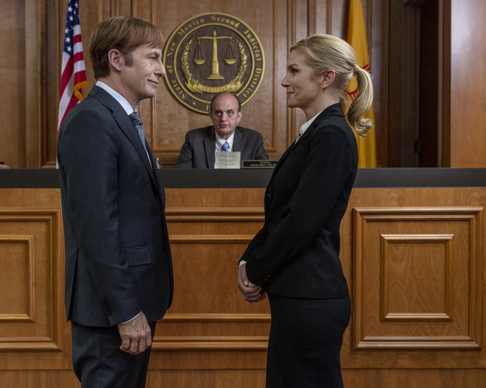 'Better Call Saul': Kim Wexler and Jimmy ...