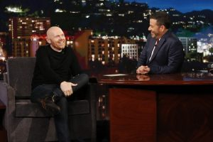 How Many Comedy Specials Does Bill Burr Have?
