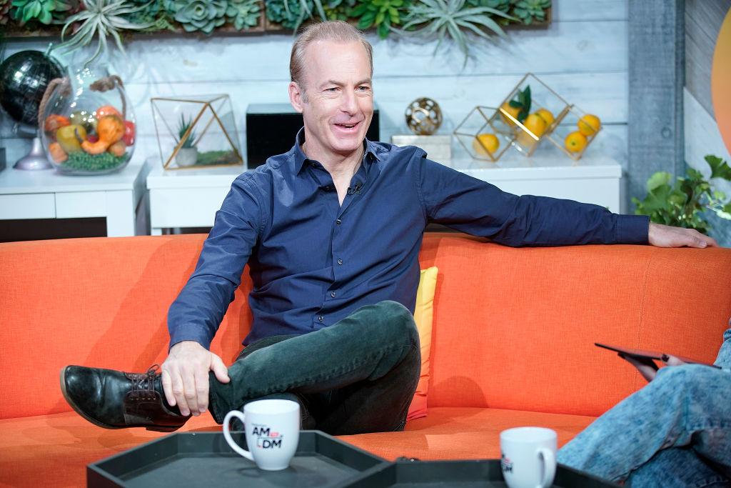Jimmy McGill is a challenge for Bob Odenkirk