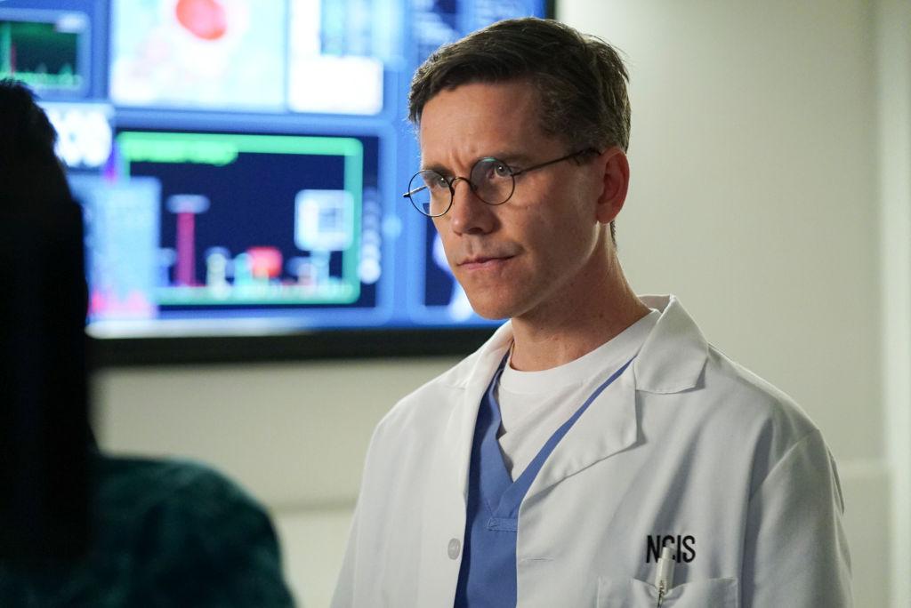 Brian Dietzen as Jimmy Palmer on NCIS |  Sonja Flemming/CBS via Getty Images