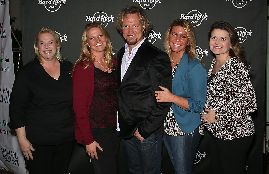 Kody Brown and his four wives